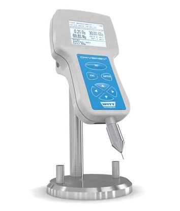 OXYBABY O2/CO2 Gas Analyser